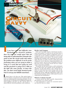 Circuit Savvy Part One